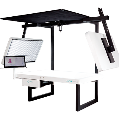 ALPHATABLE - Automated Flat-Lay 2D Product Photography System - product image