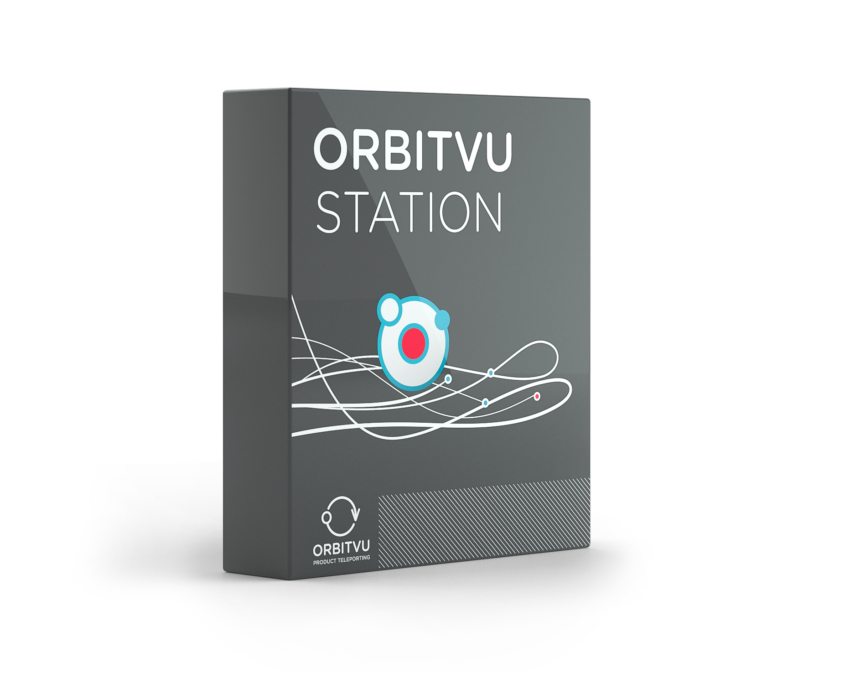 Product Photography Software - Orbitvu Station