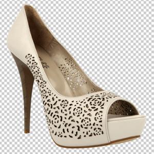 Product Photography Technology Feature - IQ MASK shoe