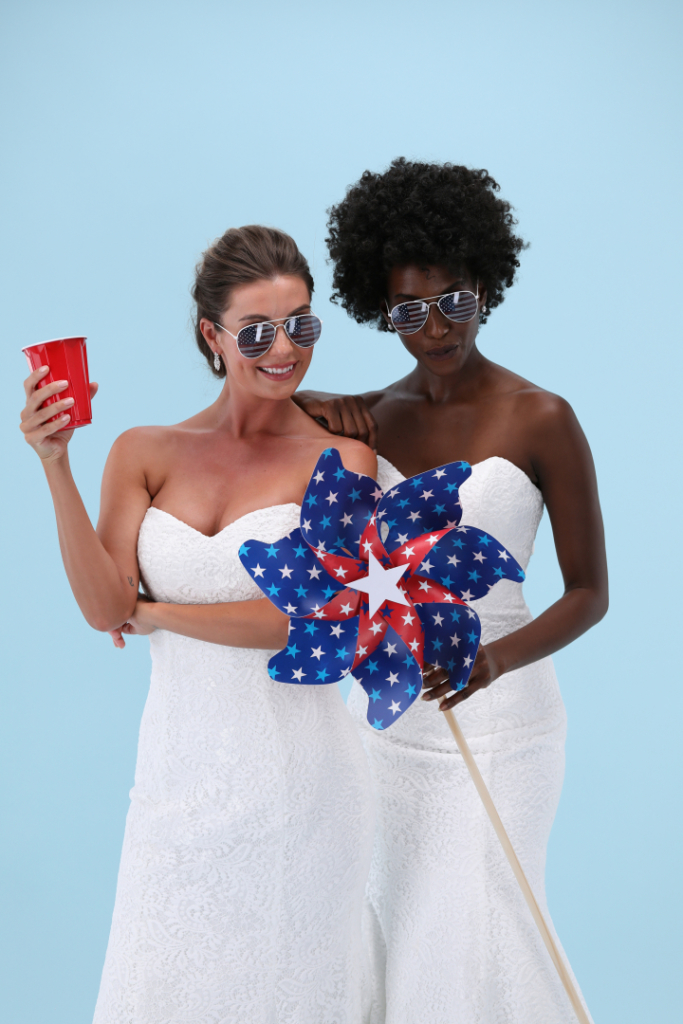 Creative Holiday Image for July 4th!