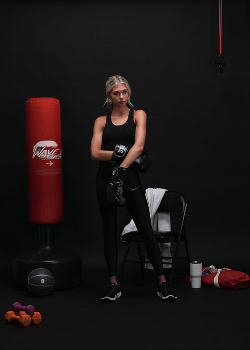 Fashion Studio Creative Photography Boxing-1