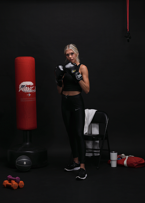 Fashion Studio Creative Photography Boxing-2