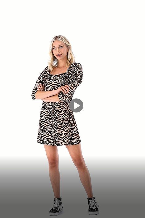 Fashion Studio eCommerce Video Clip Dress