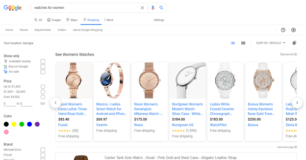 Google Shopping Product Photo Image Specifications